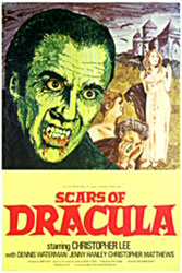 Scars Of Dracula Poster 1