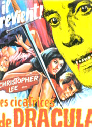 Scars Of Dracula Poster 2