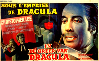 Scars Of Dracula Poster 5