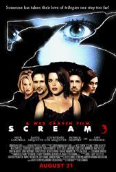 Scream 3 Poster 1