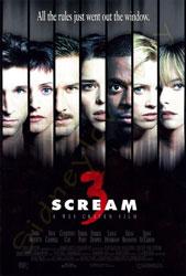 Scream 3 Poster 2