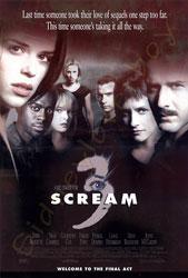 Scream 3 Poster 3