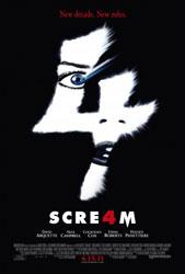 Scream 4 Poster 1