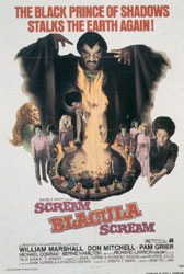 Scream Blacula Scream Poster 1