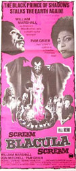 Scream Blacula Scream Poster 2