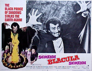 Scream Blacula Scream Poster 3