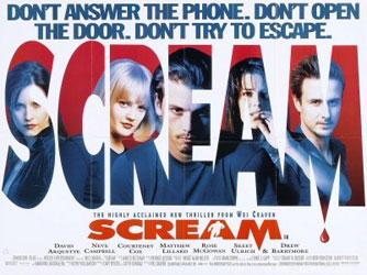 Scream Poster 1
