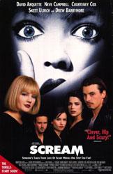 Scream Poster 6