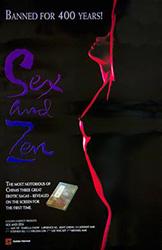 Sex And Zen Poster 4