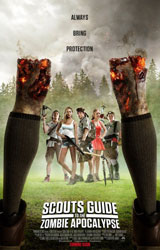 Scouts Guide to the Zombie Apocalypse Poster 3