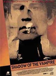 Shadow Of The Vampire Poster 2