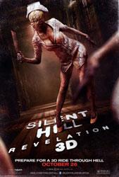 Silent Hill: Revelation 3D Poster 1