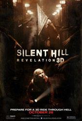 Silent Hill: Revelation 3D Poster 11