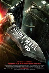 Silent Hill: Revelation 3D Poster 2