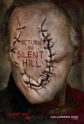 Silent Hill: Revelation 3D Poster 3