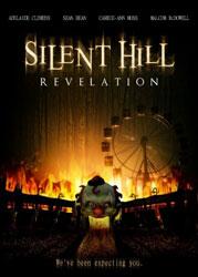 Silent Hill: Revelation 3D Poster 5
