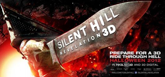 Silent Hill: Revelation 3D Poster 7