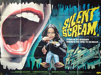 The Silent Scream Poster 2