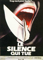 The Silent Scream Poster 3