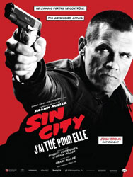 Sin City: A Dame to Kill For Poster 12