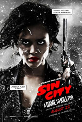 Sin City: A Dame to Kill For Poster 14