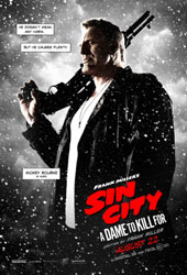 Sin City: A Dame to Kill For Poster 16