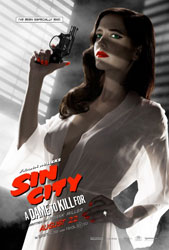 Sin City: A Dame to Kill For Poster 19