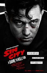 Sin City: A Dame to Kill For Poster 2