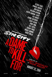 Sin City: A Dame to Kill For Poster 20