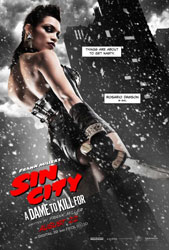 Sin City: A Dame to Kill For Poster 21