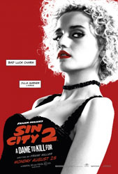 Sin City: A Dame to Kill For Poster 25