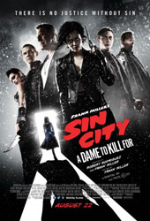 Sin City: A Dame to Kill For Poster 26
