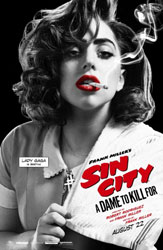 Sin City: A Dame to Kill For Poster 27