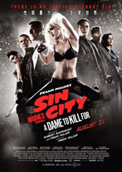 Sin City: A Dame to Kill For Poster 29