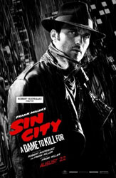 Sin City: A Dame to Kill For Poster 3
