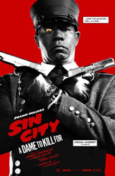 Sin City: A Dame to Kill For Poster 32