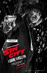 Sin City: A Dame to Kill For Poster 4