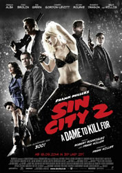 Sin City: A Dame to Kill For Poster 5
