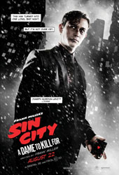 Sin City: A Dame to Kill For Poster 6