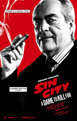 Sin City: A Dame to Kill For Poster 7