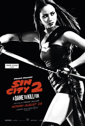 Sin City: A Dame to Kill For Poster 8
