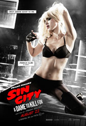 Sin City: A Dame to Kill For Poster 9