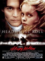 Sleepy Hollow Poster 2