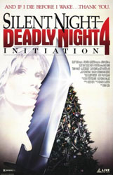 Initiation: Silent Night, Deadly Night 4 Poster