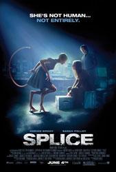Splice Poster 1