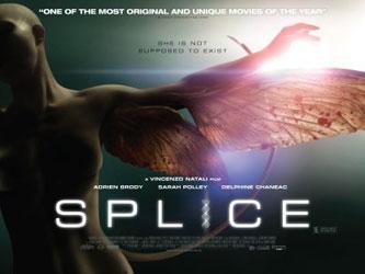Splice Poster 3