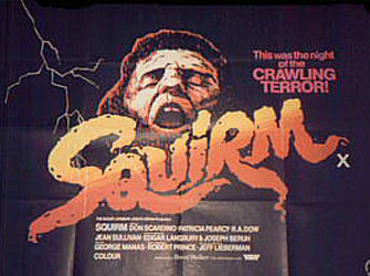 Squirm Poster 1