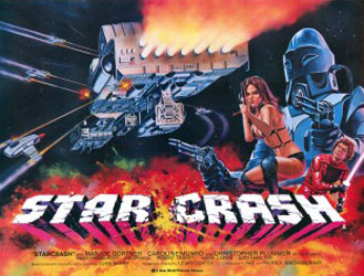 Starcrash Poster 9