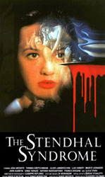 The Stendhal Syndrome Poster