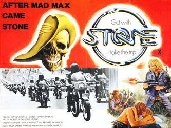 Stone Poster 2